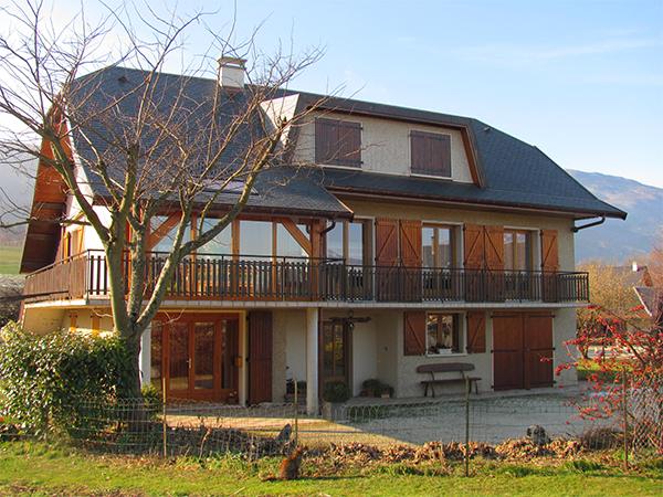 Rénovation de la couverture d'une villa à la Motte-Servolex – Savoie